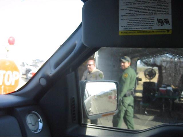 Checkpoints – Roadblock Revelations